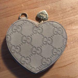 Guccissima leather coin purse